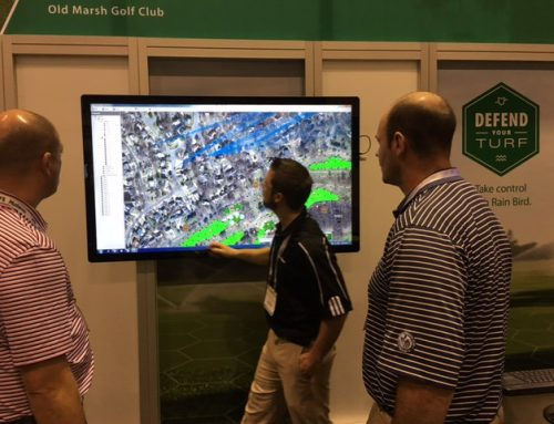 Rain Bird's Total System Solutions a Success at the 2018 Golf Industry Show
