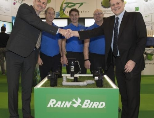 Rain Bird Appoints Rigby Taylor as UK Distributor