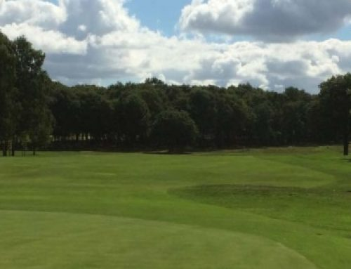 Tailored Irrigation Practices Result in Big Changes at Little Aston Golf Club