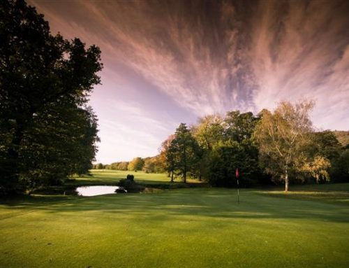 Rain Bird's IC System™ chosen by The Worcestershire Golf Club