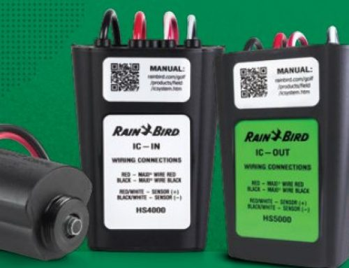 Rain Bird IC CONNECT™ Devices Expand Control with the IC System™