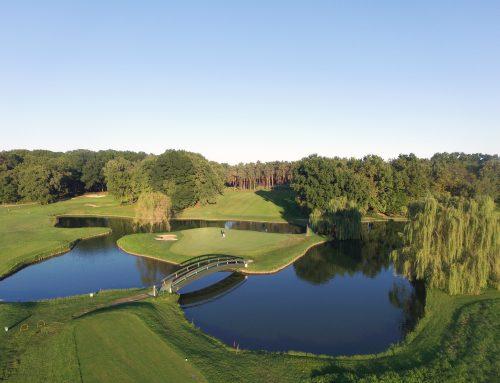 Castleconturbia Golf Course Designed for Drought Defense