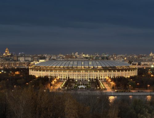 Rain Bird Golf Rotors selected for Russia Stadium Soccer Fields