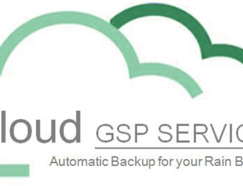 Rain Bird GSP Now Offering Automatic Database Backups