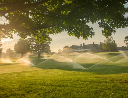 Winged Foot Restoration Project Helps Historic Club Master Irrigation