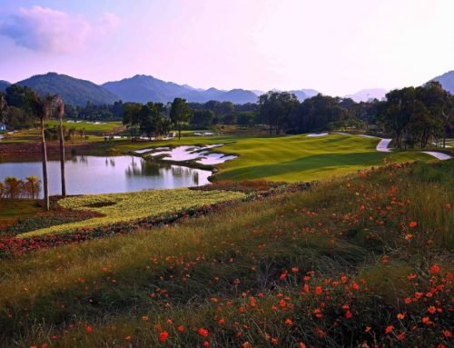 Zhuhai Lakewood Golf Club Renovation Provides Water Savings