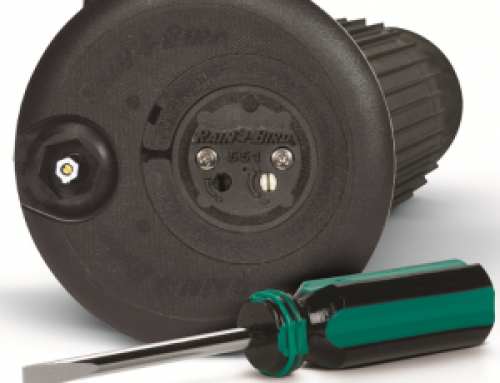 New Rain Bird 551 Series Rotors Provides Precise Irrigation for Smaller Areas