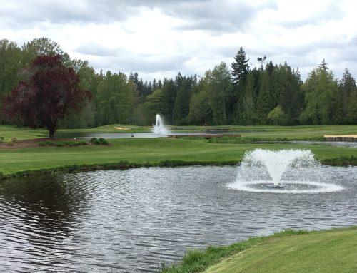 ベアクリーク・リノベーション社は水の効率を上げ、ベアクリークでのプレー性を向上します。