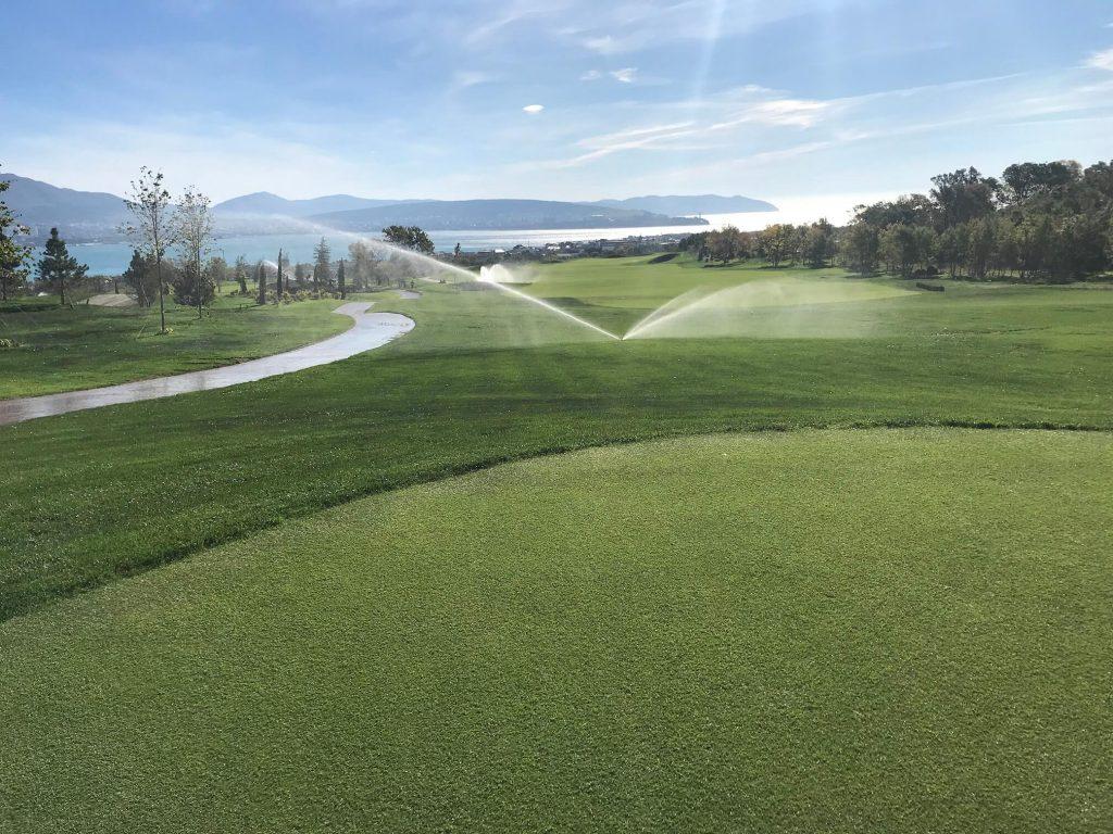 Gelendzhik ゴルフリゾート