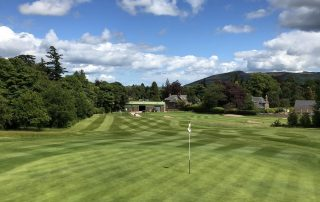 Auchterarder Golf Course - photo credit Shau McNaughton