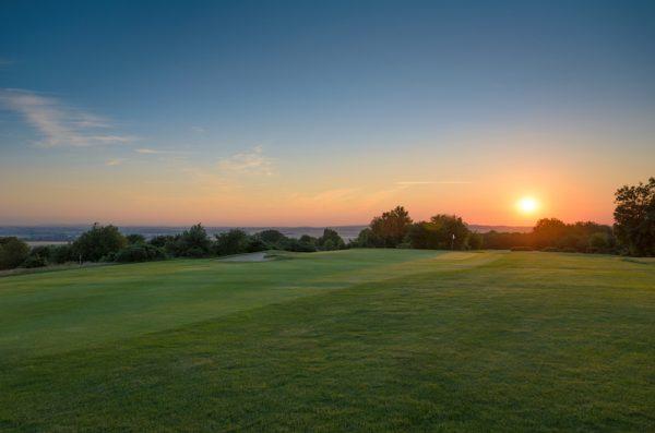 Goring and Streatley Golf Club ホール15番