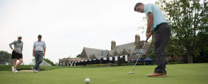 Winged Foot Golfers