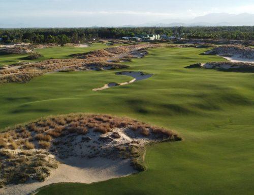 ホイアナショアズゴルフクラブ:環境持続性に焦点を当てた世界クラスのゴルフコース